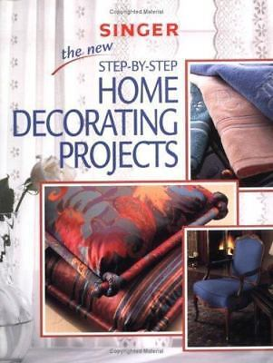 $3.57 • Buy The New Step-by-Step Home Decorating Projects (Singer Sewing Reference Library)