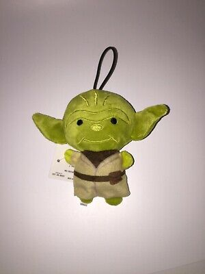$12.58 • Buy Star Wars Baby Yoda Small Stars Plush   Hallmark  Ornament NWT!
