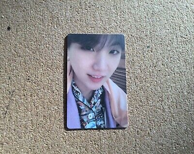 $12 • Buy SUGA YOONGI Official Photocard BTS Map Of The Soul Persona VERSION 03