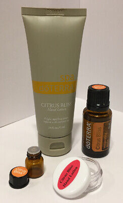 $1.75 • Buy Citrus Bliss Lotion & Essential Oil Sealed Or Sample(s) Your Choice
