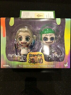 $19.99 • Buy Hot Toys Cosbaby Harley Quinn Joker DC Suicide Squad COSB303 Unopened Cos Baby