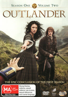 AU26.34 • Buy Outlander: Season 1 - Volume 2  - DVD - NEW Region 4, 2