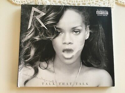 AU5 • Buy Rihanna - Talk That Talk - EXPLICIT EDITION - DELUXE EDITION & with All Inserts