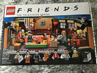 $85 • Buy Lego Ideas Friends The Television Series Central Perk NEW In Box