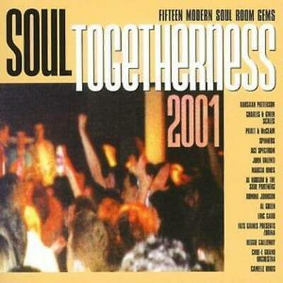 Various Artists : Soul Togetherness 2001 CD (2009) Expertly Refurbished Product • 29.99£
