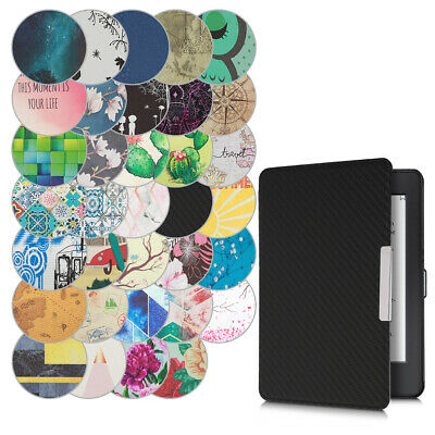 Slim PU Leather Case Cover For Amazon Kindle Paperwhite 10. Gen - 2018 • 10.99£