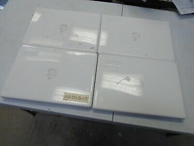$ CDN85.39 • Buy AS IS Lot Of 4 13 Apple Macbook Early 2009 C2D 2GHZ 2GB 120GB MB881LL/A *Battery