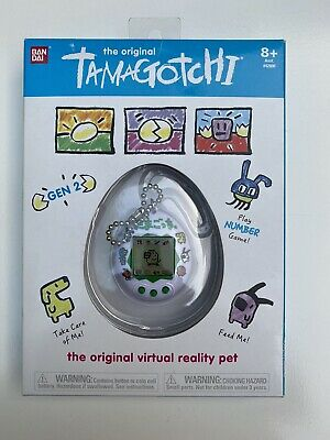 AU28 • Buy The Original Tamagotchi Virtual Reality Pet Handheld Game Bandai Brand New