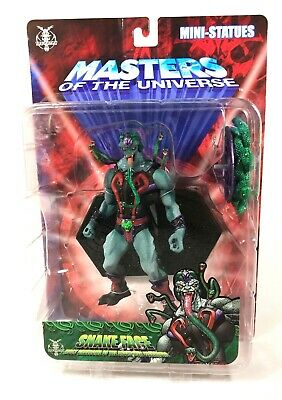 $120 • Buy Masters Of The Universe NECA 200x Snake Face Statue Sealed MOTU Staction MOC