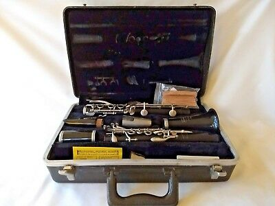 $54.99 • Buy Bundy Clarinet And Hard Case