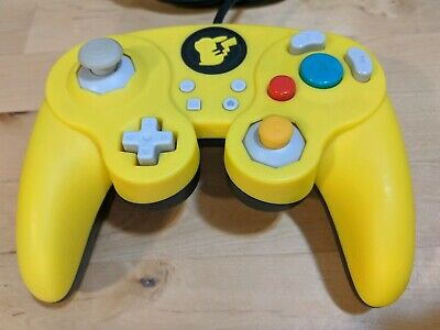 $16.99 • Buy Pikachu Wired Fightpad Controller For Nintendo Switch - GameCube Style PDP