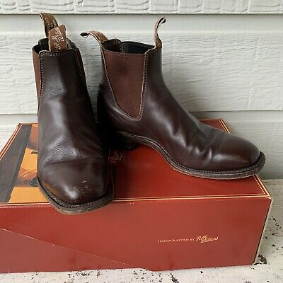 AU200 • Buy RM Williams Craftsman Chestnut Yearling 5.5G Preowned, EXCELLENT Condition