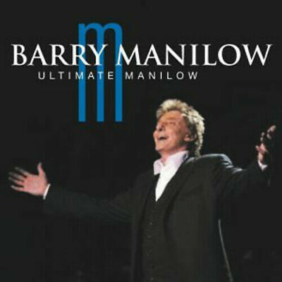 Barry Manilow : Ultimate Manilow (CD, Both Inserts But No CD Case) • 1.99£