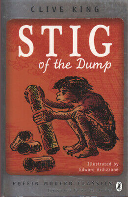 £3.35 • Buy Puffin Modern Classics: Stig Of The Dump By Clive King (Paperback) Amazing Value