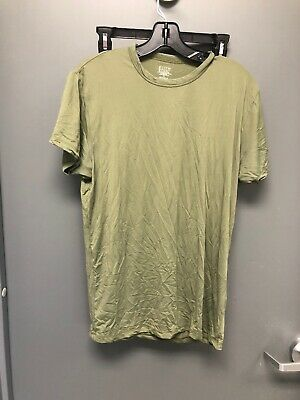 $12.99 • Buy Elite Issue Spandex USMC Green Work Shirt Sz M