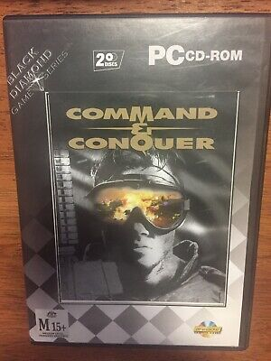 AU17.95 • Buy Command & Conquer PC Game