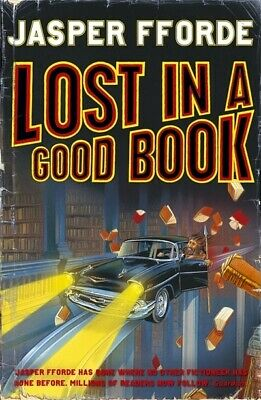 £3.22 • Buy Lost In A Good Book By Jasper Fforde (Paperback) Expertly Refurbished Product