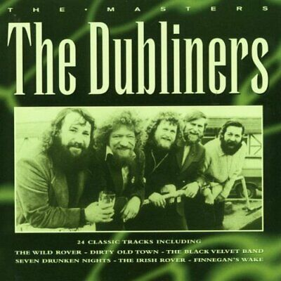 The Dubliners : The Masters CD Value Guaranteed From EBay's Biggest Seller! • 2.76£