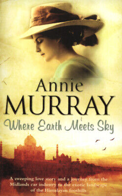 Where Earth Meets Sky By Annie Murray (Paperback) Expertly Refurbished Product • 2.80£