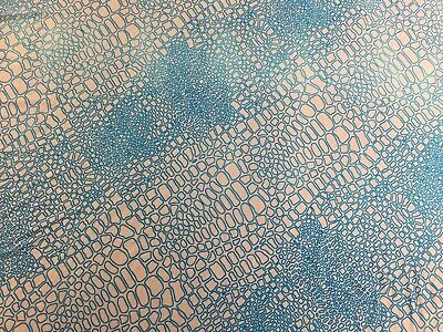 Funky Cotton Viscose Jersey Dress Fabric Sold By Meter 150 Cm • 5.99£