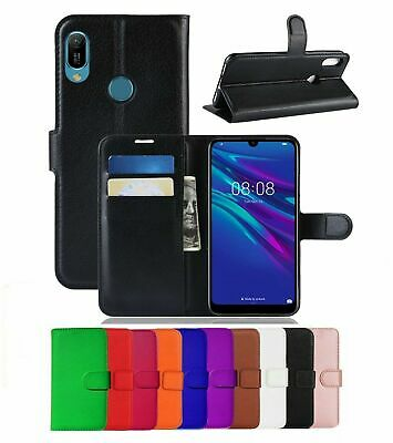 Case For Huawei Y5|Y6|Y7|Y9 2019 Wallet Leather Case Flip Stand Phone Cover • 3.49£