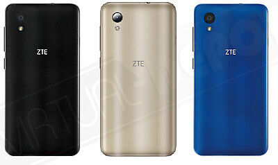 $68.99 • Buy ZTE Blade A3 Lite DUAL SIM 5.0 , 8MP Camera Factory GSM Unlocked Android 9.0 Go
