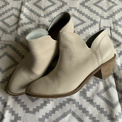 $ CDN51.54 • Buy Kelsi Dagger Women's Brooklyn Kenmare Linen Booties Size 6.5