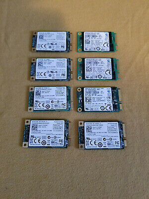 $ CDN225.99 • Buy Lot Of 8 Of 128GB MSATA Solid State Drive (SSD)