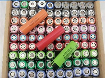 $ CDN50 • Buy Lot Of 70, 18650 Lithium Cells From Laptop Batteries (1,000-1,500mAh)