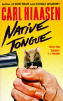 £3 • Buy Native Tongue By Carl Hiaasen (Paperback) Highly Rated EBay Seller Great Prices