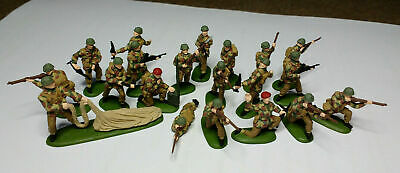 20 Well Painted WW2 British Paratroopers  Revell 1/72  • 49.50£