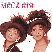 Mel And Kim : That's The Way It Is: The Best Of MEL & KIM CD (2001)  • 159.97£