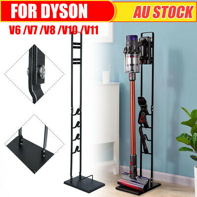 AU34.95 • Buy New Freestanding Stick Vacuum Cleaner Stand Holder Rack For Dyson V6 V7 V8 10 11