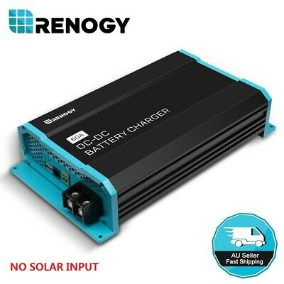 AU279.99 • Buy Renogy 60A 12V DC To DC Battery Charger Lithium AGM Gel Dual Battery Maintainer