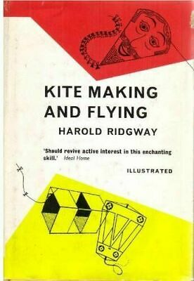 £5.82 • Buy Kite Making And Flying By Ridgway, Harold