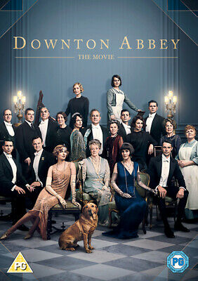 Downton Abbey The Movie DVD (2020) Hugh Bonneville, Engler (DIR) Cert PG • 8£