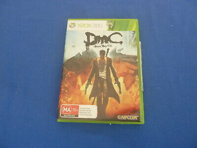 AU6.50 • Buy DmC Devil May Cry - XBOX 360 - Complete - Aussie Seller