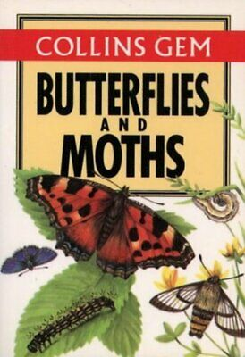 £2.33 • Buy Collins Gem Guides: Butterflies And Moths By Brian Hargreaves Michael Chinery