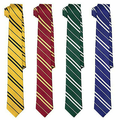 $ CDN6.63 • Buy Wizard Tie For Harry Potter Cosplay Book Day Fancy Dress Premium Quality Gift UK