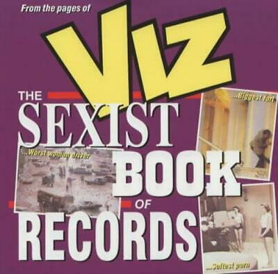 £3.51 • Buy The Sexist's Book Of Records: Sid's Hall Of Fame By Viz (Hardback) Amazing Value