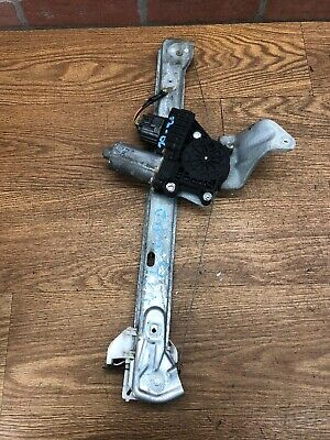 $54.99 • Buy Lk80674 2002-2008 Jaguar X-type Rear Passenger Right Side Window Regulator Oem
