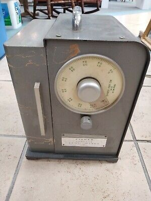 $264.99 • Buy Vintage Fisher Surface Tensiometer, Untested