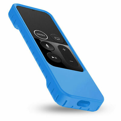 AU7 • Buy Silicone Cover For Apple TV 4K Remote Control Anti Slip Case BLUE -FAST POSTAGE!