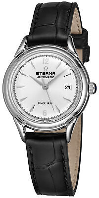 Watch Woman Eterna Lady 2956.41.13.1389 Leather Black • 1,009.71£