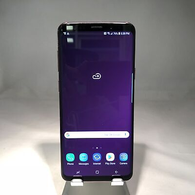 $ CDN313.34 • Buy Samsung Galaxy S9 Plus 64GB Lilac Purple Verizon Unlocked Good Condition