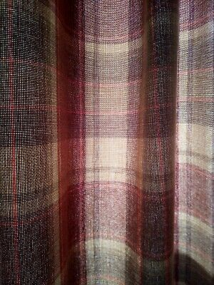 Lovely Lined Curtains. Very Similar To Next Stirling. 90.X 90 • 39£