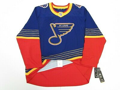 View Details ST. LOUIS BLUES HERITAGE RETRO VINTAGE ADIDAS AUTHENTIC HOCKEY JERSEY • 340.17$ CDN