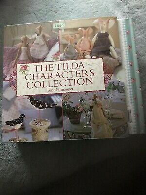 The Tilda Characters Collection 4 Books, Sewing, Brand New • 1.45£