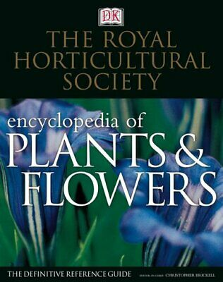 £4.98 • Buy The Royal Horticultural Society New Encyclopedia Of Plants And Flowers By