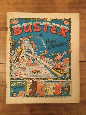 Buster Christmas Issue 1975 Comic • 7.99£